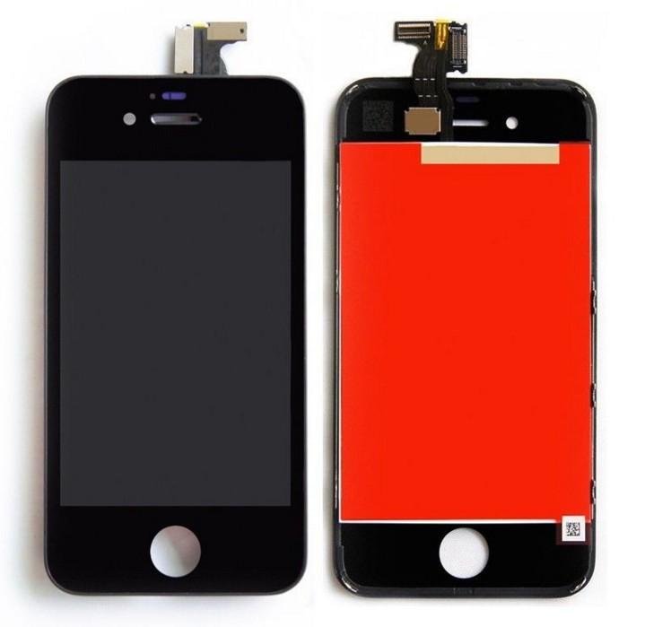 Apple Čierny LCD displej s digitizérom pre iPhone 4S