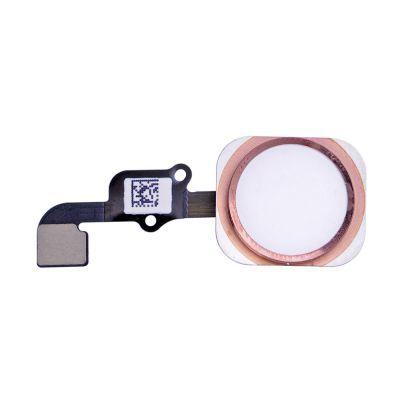 Apple iPhone 6S/6S Plus - Home button + home button flex - Rose Gold
