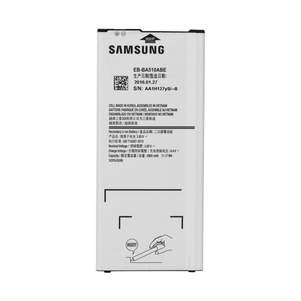 Original Batéria Samsung Galaxy A5 (2016) EB-BA510ABE 2900mAh bulk