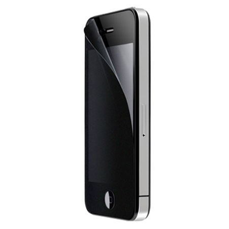 Crystal Screen Protector iPhone 4/4S
