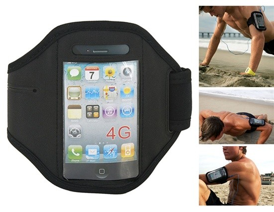 Armband - držiak telefónu na ruku iPhone 4/4S