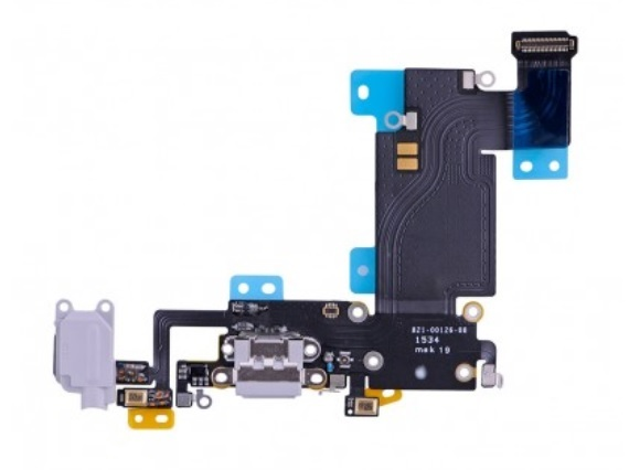 Apple iPhone 6S Plus - Nabíjací dock konektor - audio konektor kábel s mikrofónom