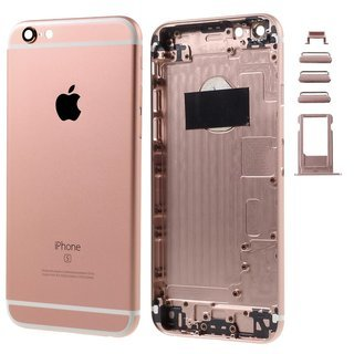 Apple Zadný kryt iPhone 6S rose gold