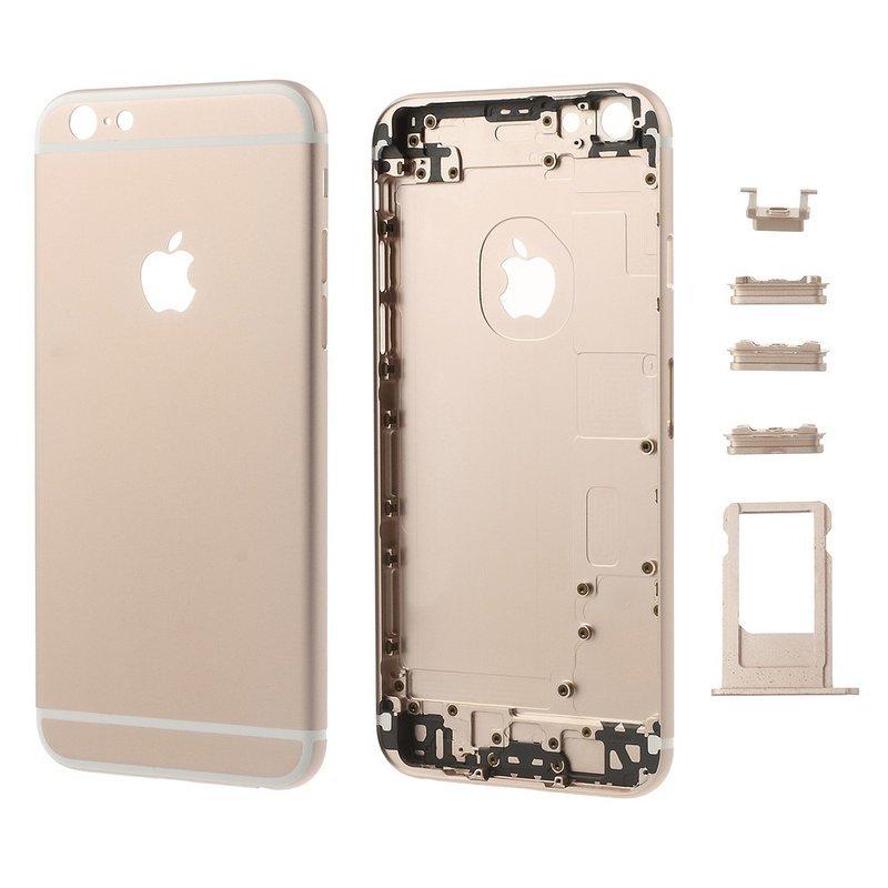 Apple Zadný kryt iPhone 6S champagne gold - zlatý