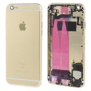 Apple Zadný kryt iPhone 6S champagne gold s malými dielmi