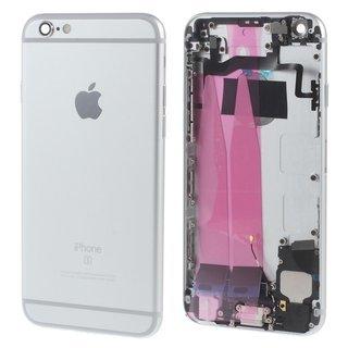 Apple Zadný kryt iPhone 6S silver s malými dielmi
