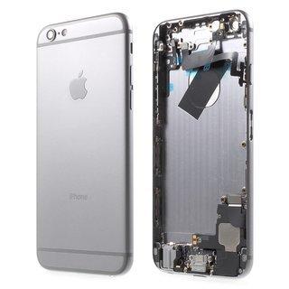 Apple Zadný kryt iPhone 6 Plus šedý/ space grey s malými dielmi