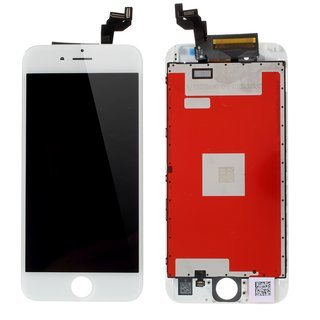 Apple ORIGINAL Biely LCD iPhone 6S
