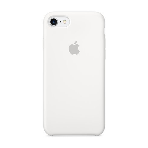 Apple iPhone 7/8/SE 2020 Silicone Case White MMWF2FE/A