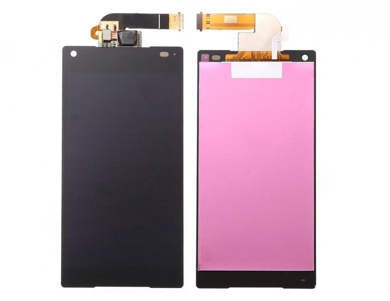 LCD displej + Dotykové sklo Sony Xperia Z5 compact čierny