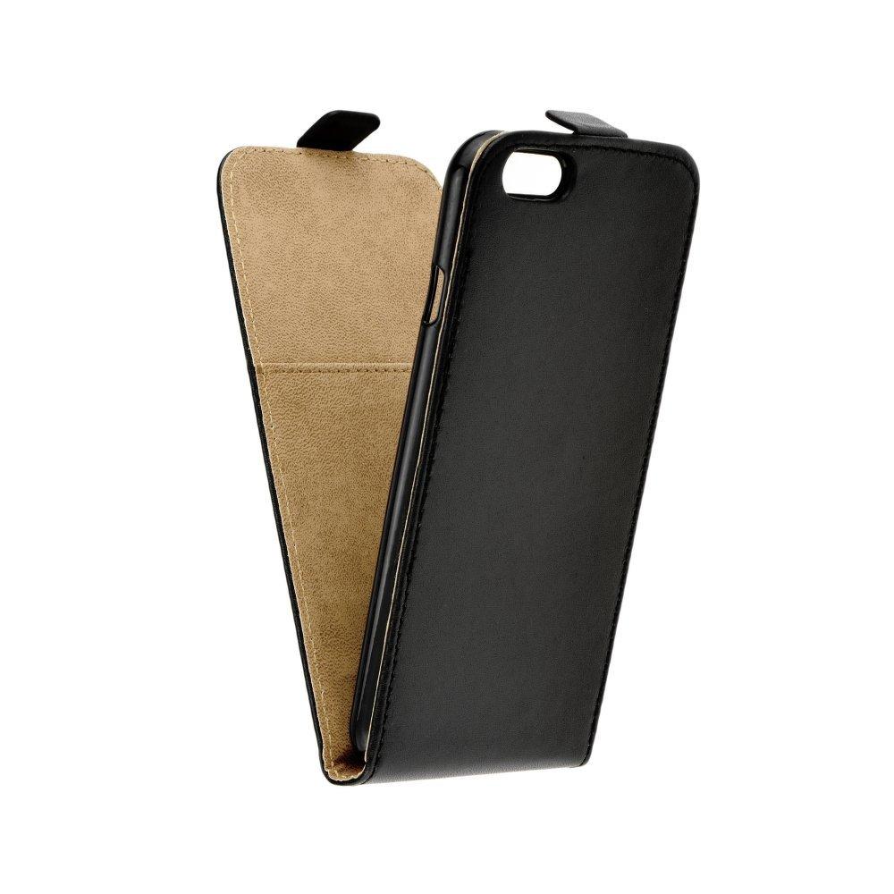 Vyklápací kožený kryt iPhone 6 Plus/6S Plus