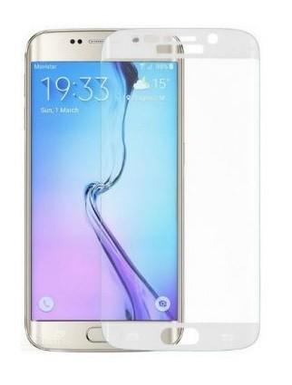 Samsung Galaxy S7 zaoblene - biele