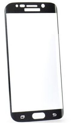 Samsung Galaxy S7 zaoblene - čierne