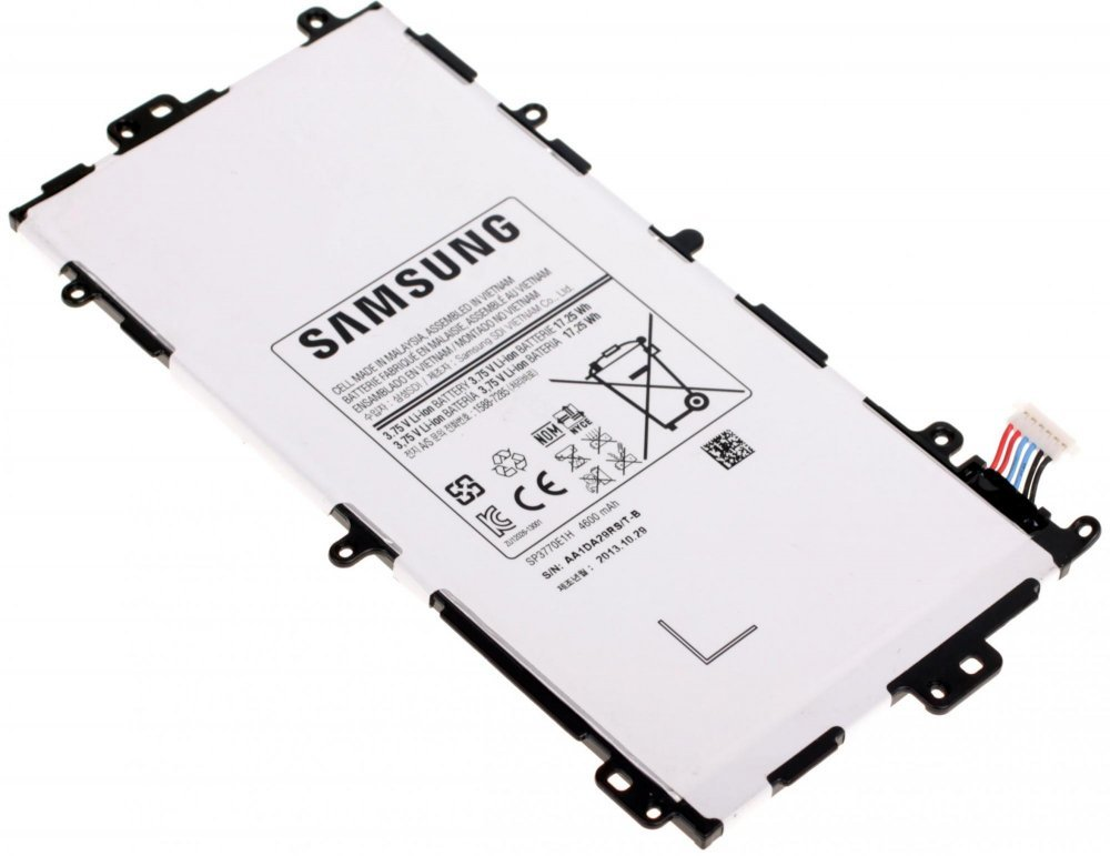 Batéria SP3770E1H pre Samsung Galaxy Note 8.0 N5100, N5110, 4600mAh, Li-Ion