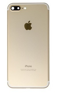 Apple Zadný kryt iPhone 7 Plus zlatý/gold