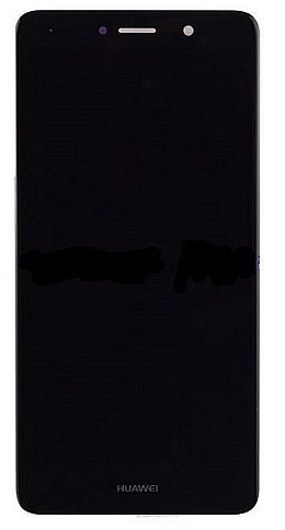LCD displej + dotyková plocha pre Huawei P8 lite 2017, Black