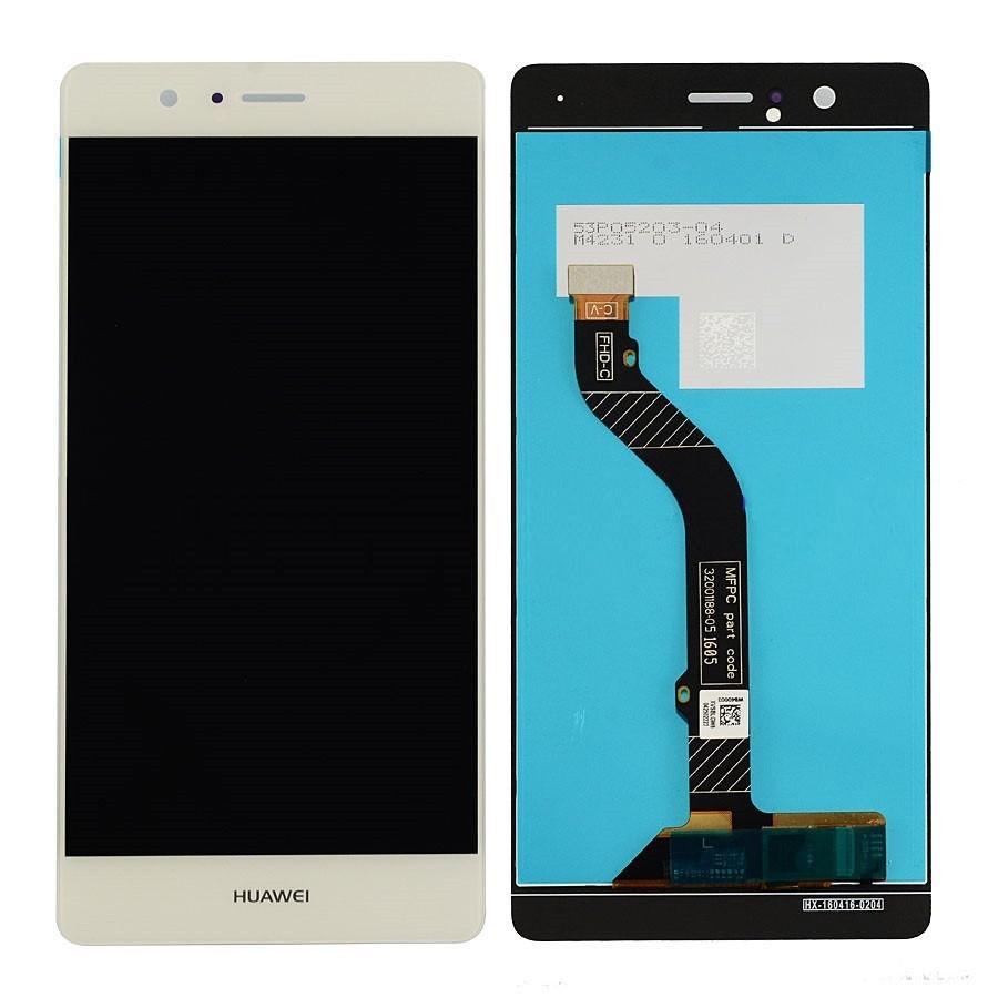 LCD displej + Dotykove sklo Huawei P9 Lite, biely