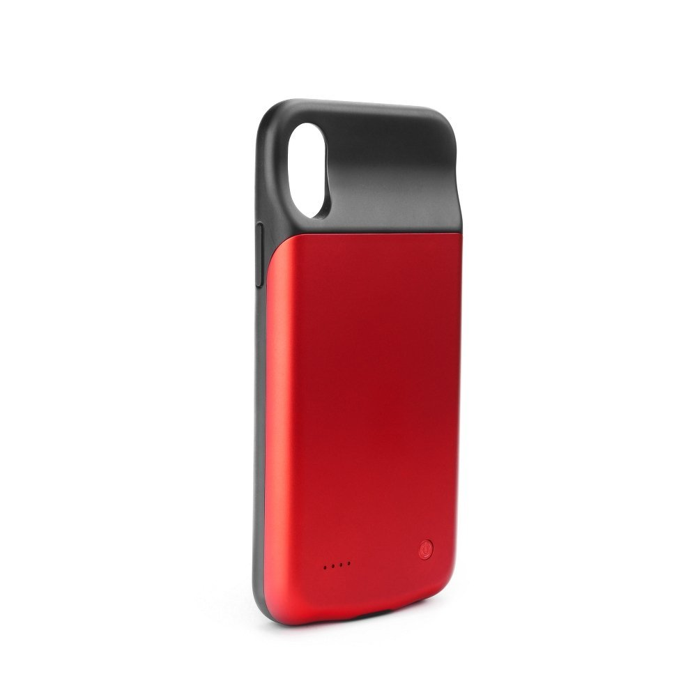Powerbank 3000mah červený pre iPhone X/XS