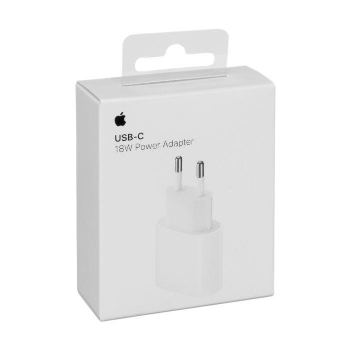 Apple 18W USB-C Power Adapter MU7V2ZM/A