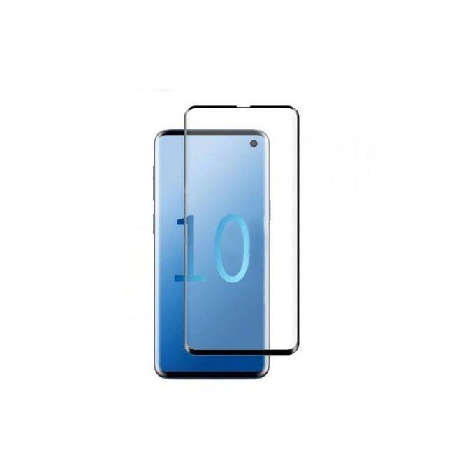 FULL GLUE 3D tvrdené ochranné sklo pre Samsung Galaxy S10