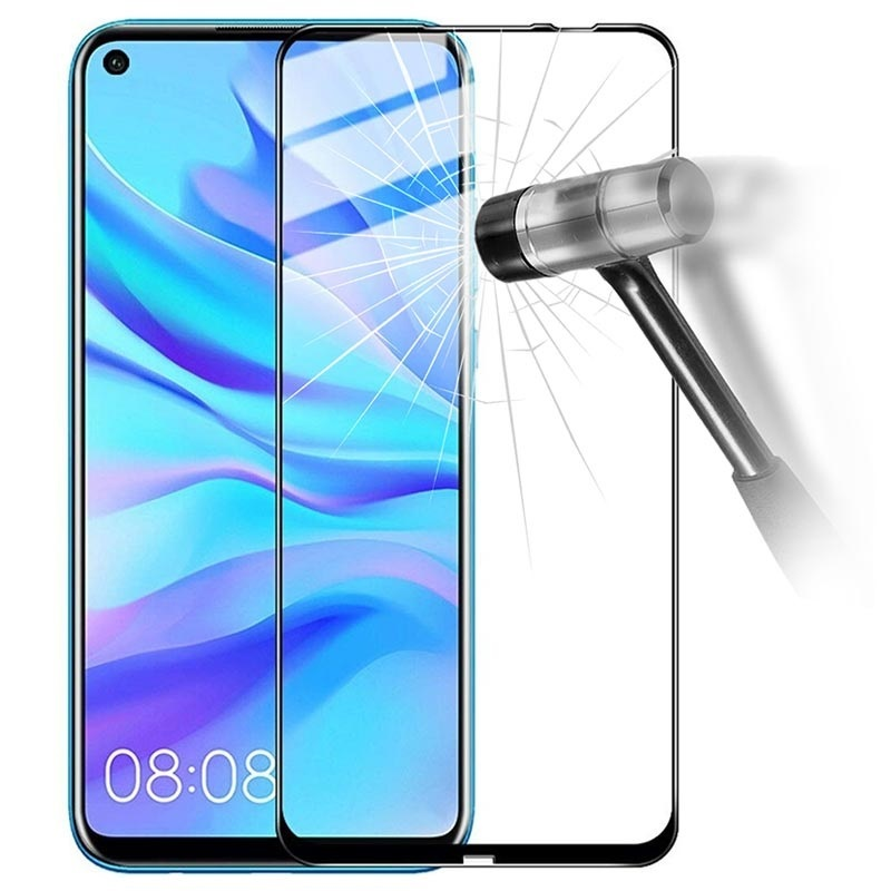 FULL GLUE 3D tvrdené ochranné sklo pre Huawei Mate 30 Lite