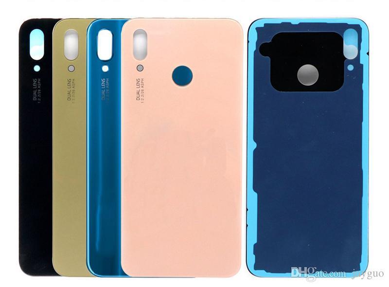 Huawei P20 lite - Zadný kryt - zlatý