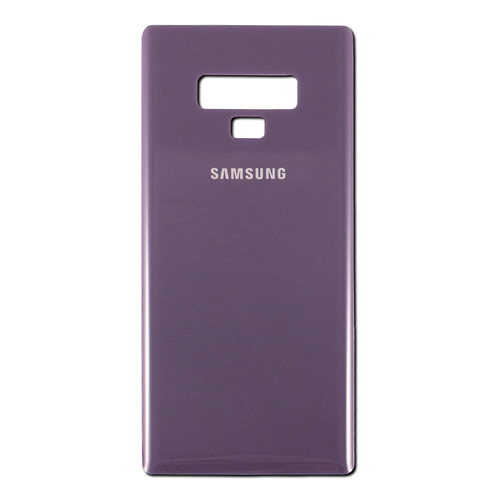 Samsung Galaxy Note 9 - Zadný kryt - fialový