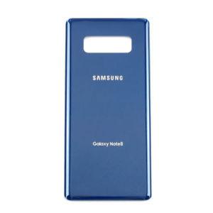 Samsung Galaxy Note 8 - Zadný kryt - modrý