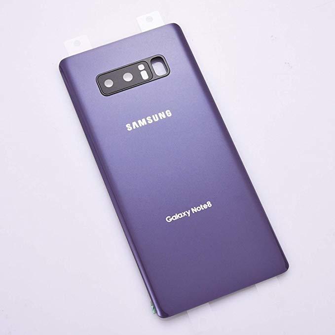 Samsung Galaxy Note 8 - Zadný kryt - fialový