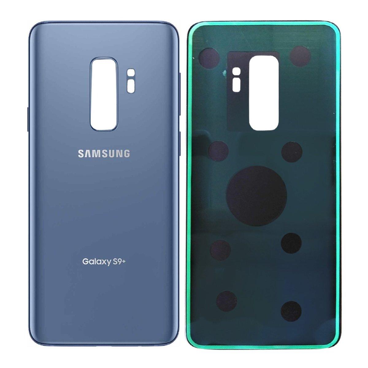 Samsung Galaxy S9 Plus - Zadný kryt - modrý