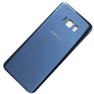 Samsung Galaxy S8 Plus - Zadný kryt - modrý