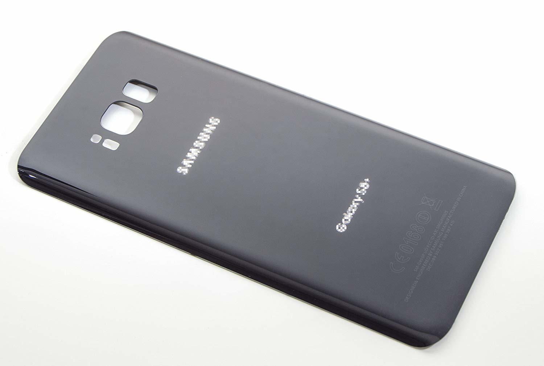 Samsung Galaxy S8 Plus - Zadný kryt - čierny