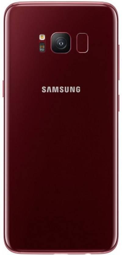 Samsung Galaxy S8 - Zadný kryt - červený