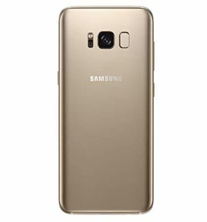 Samsung Galaxy S8 - Zadný kryt - zlatý