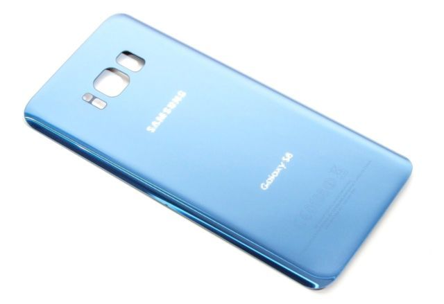 Samsung Galaxy S8 - Zadný kryt - modrý