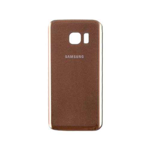 Samsung Galaxy S7 Edge - Zadný kryt - zlatý