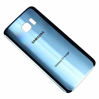 Samsung Galaxy S7 Edge - Zadný kryt - modrý
