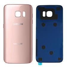 Samsung Galaxy S7 Edge - Zadný kryt - ružový