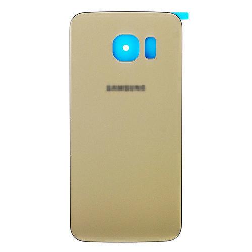 Samsung Galaxy S6 Edge - Zadný kryt - zlatý