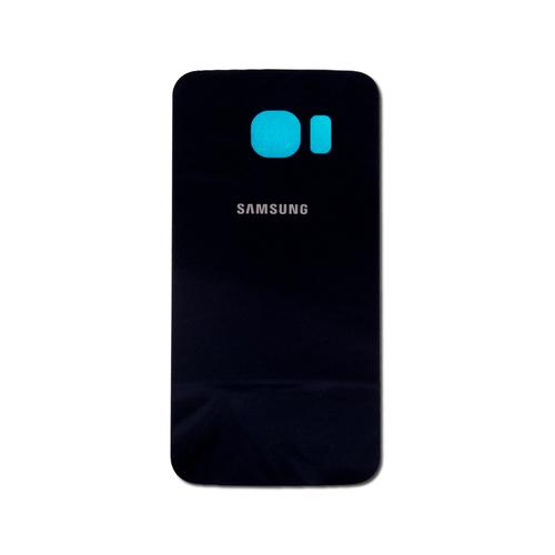 Samsung Galaxy S6 Edge - Zadný kryt - čierny