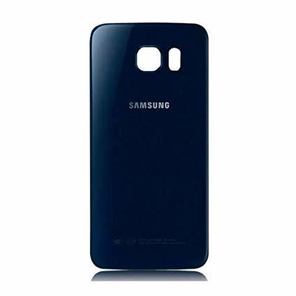 Samsung Galaxy S6 Edge - Zadný kryt - modrý