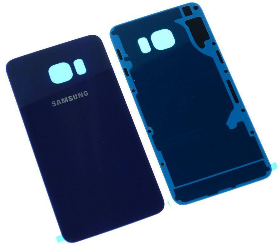 Samsung Galaxy S6 - Zadný kryt - modrý