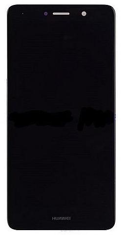 LCD displej + dotyková plocha pre Huawei P9 lite 2017, Black