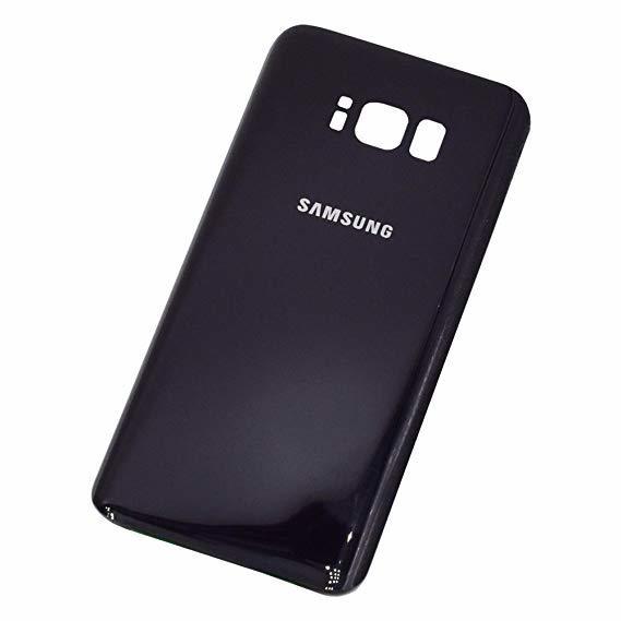 Samsung Galaxy S8 - Zadný kryt - čierny