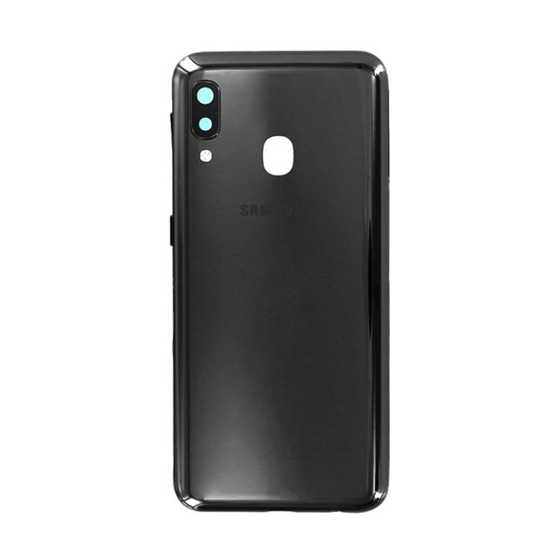 Samsung Galaxy A20e - Zadný kryt - čierny