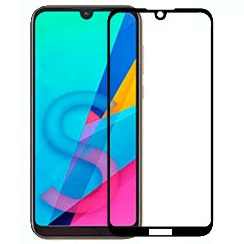 FULL GLUE 3D tvrdené ochranné sklo pre Huawei Y5 2019 / Honor 8S