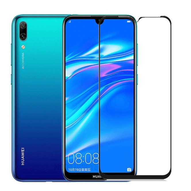 FULL GLUE 3D tvrdené ochranné sklo pre Huawei Y6s