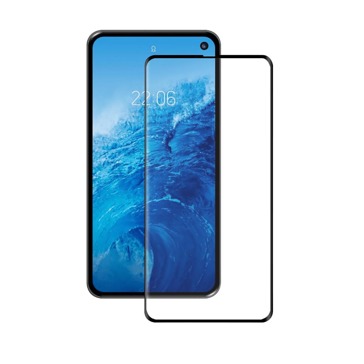 FULL GLUE 3D tvrdené ochranné sklo pre Samsung Galaxy S10 lite