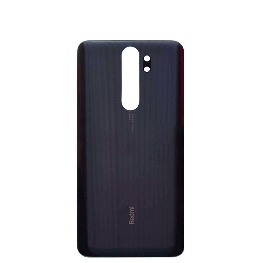 Xiaomi Redmi Note 8 Pro - Zadný kryt - čierny