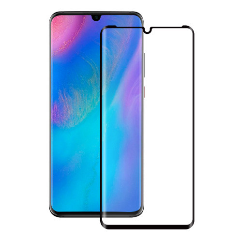 FULL GLUE 3D tvrdené ochranné sklo pre Samsung Galaxy A30/A30s